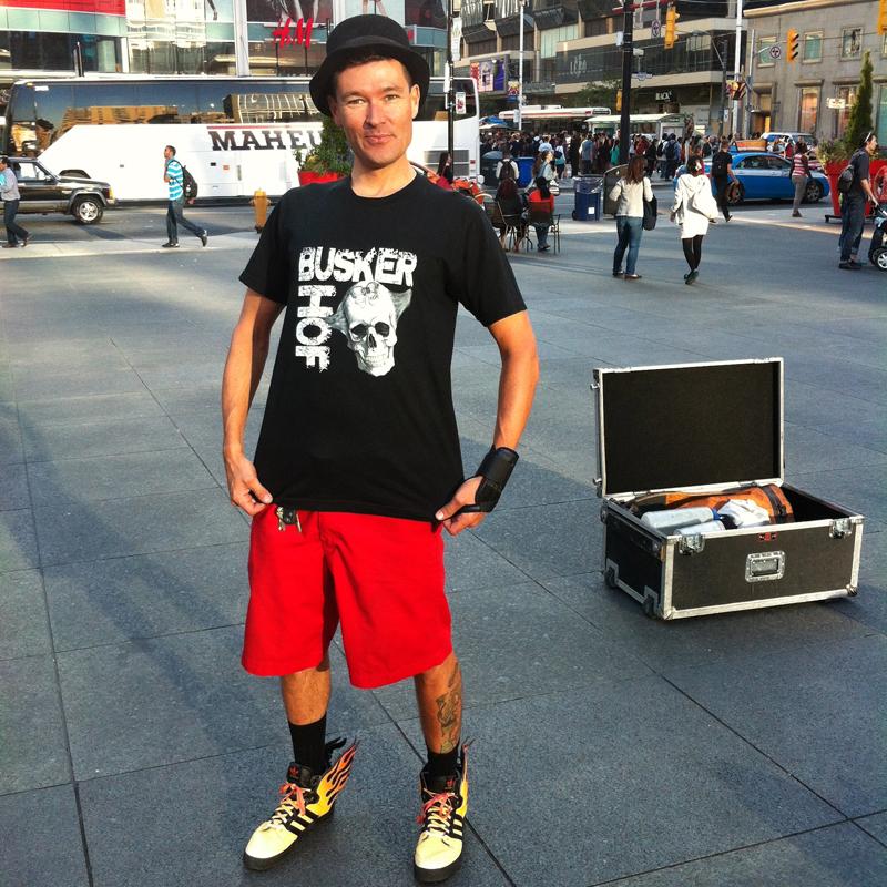 Brant Matthews, September 11, 2012