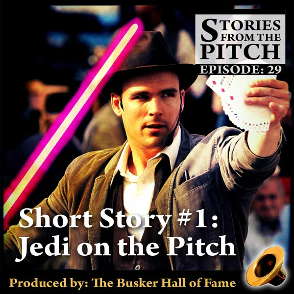 Jedi on the Pitch Cover