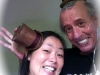 Kumi and Robert Nelson - July 24, 2012
